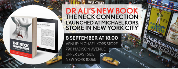 The Neck Connection Book Launch