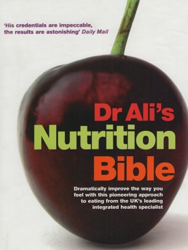 Nutrition Bible Cover - Doctor Mosaraf Ali