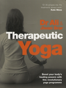 Therapeutic Yoga book Cover - Doctor Mosaraf Ali