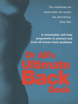 Dr. Ali&#039;s Ultimate Back Book Cover - Doctor Mosaraf Ali