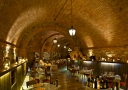 A view on the beautiful restaurant at Castel Monastero - Doctor Mosaraf Ali